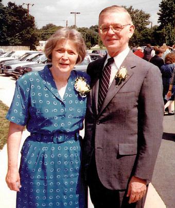Elizabeth and Sam Allen