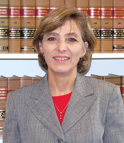 Chief Justice Cynthia Kinser