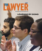 UVA Lawyer issue cover