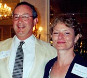 Owen Shean '82 and Andrea Bridgeman '80