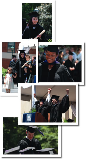 Commencement 2006 Collage