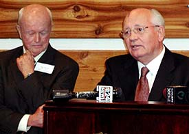 Murray and Gorbachev