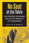 No Seat at the Table Cover