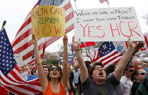 Health Care: Reform and Rhetoric