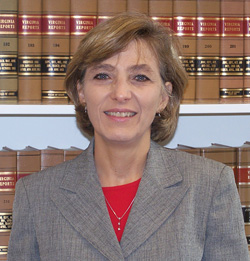 Virginia Supreme Court Chief Justice Cynthia Kinser �77