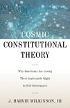 Cosmic Constitutional Theory: