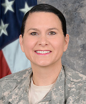 Sgt. Major Jane P. Baldwin