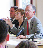Profs. Martin, Coughlin, and Jeffries