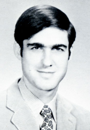 Robert Mueller yearbook photo