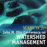 Olin Conference on Watershed Management