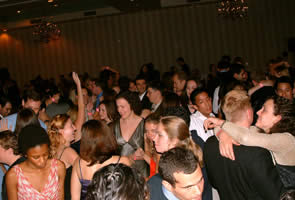 The dance. The PILA Benefit is the largest fundraiser PILA sponsors.
