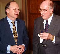 Chief Justice Rehnquist and Professor Howard