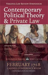 Contemporary Political Theory & Private Law