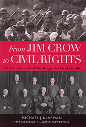 From Jim Crow to Civil Rights (book cover)