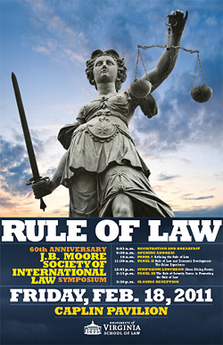 Rule of Law Symposium