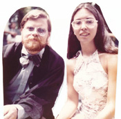Ron '73 and Regina Mysliwiec '72