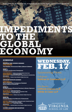 Impediments to the Global Economy Poster