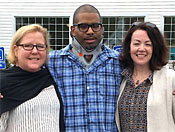 Deirdre Enright, Messiah Johnson, Jennifer Givens