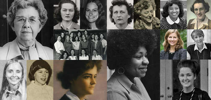 Women Who Led the Way