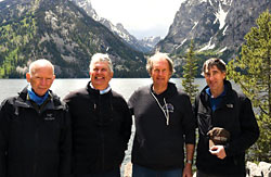 Rupert Mitsch, Jim Green, Bob Wyman and Phil Pearlman