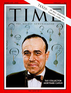 Caplin's Time cover
